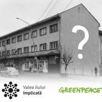 Asociația Valea Jiului Implicată și Greenpeace România propune un experiment de pictură murală / street art pentru clădirile din Valea Jiului