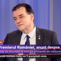 Senatorul Cristian Resmeriță cere demiterea Guvernului Orban care dorește renunțarea definitivă la energia pe cărbune