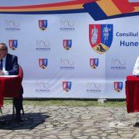 Președintele Consiliul județean Hunedoara și-a făcut bilanțul celor 4 ani de mandat