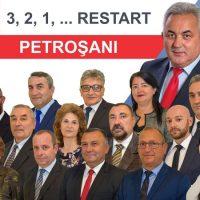 O echipă pentru Petroșani ! Candidații PSD pentru alegerile Consiliului local al municipiului Petroșani din 27 septembrie 2020