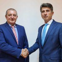 Ion Sfia a fost ales pentru un nou mandat de viceprimar la Aninoasa