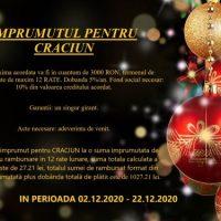 Împrumuturi pentru Crăciun cu dobândă avantajoasă la CAR Parîngul IFN Petroșani