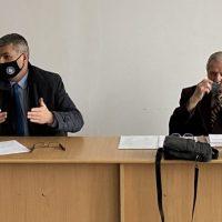 Prefectul județului Hunedoara și liderii pensionarilor din Valea Jiului au analizat doleanțele pensionarilor din Valea Jiului
