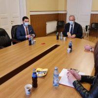 Discuții la CJH privind stadiul preluării în administrare a cetăților dacice din Hunedoara
