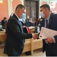 UDMR și USR împart fotoliile de viceprimar în municipiul Deva