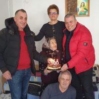 Centenar cu primar pentru Magdalena Chebac din Uricani