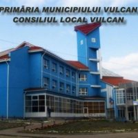 Primăria municipiului Vulcan / Anunț dezbatere publică pe proiectul Bugetului local pentru 2021