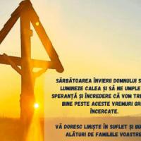 Mesaj de Paște / Natalia Intotero, deputat PSD