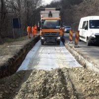 Se închide circulația pe DN 68 A în județul Hunedoara, pentru vehiculele mari