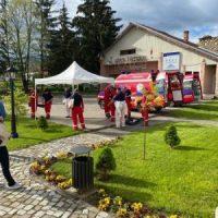 Caravana Salvital a adus serviciile de telemedicină în comuna Sălașu de Sus
