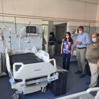 Un nou lot de echipamente medicale achiziționate din fonduri europene au intrat în dotarea Spitalului Municipal Lupeni