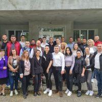 Tinerii social-democrați de la Uricani și-au ales liderii