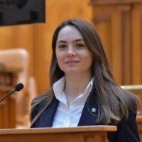 Deputatul hunedorean Ana Maria Gavrilă renunță la AUR