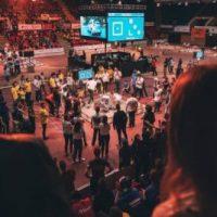 """""""Robotics Walley"""" by RO 063 WAFY, demonstrații de robotică la Luna Fest 2021 Lupeni"""