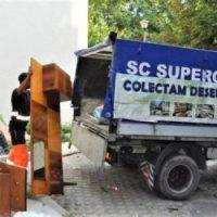 Campanie de colectare gratuită a deșeurilor voluminoase la Petroșani