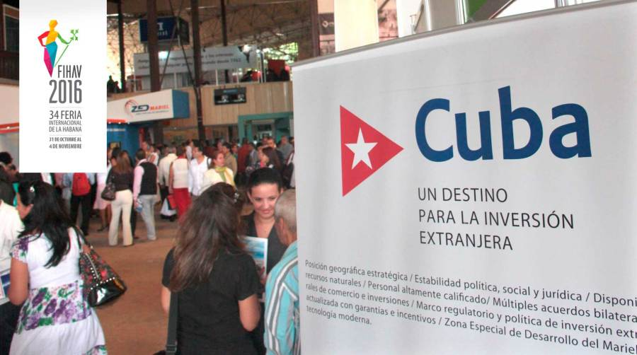 2016 - La 34esima edizione della Fiera Internazionale dell'Avana