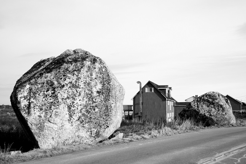 scale, photography, Peggys Cove, Nova Scotia, Avard Woolaver
