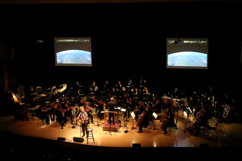 Chris Hadfield, Symphony Nova Scotia,Avard Woolaver