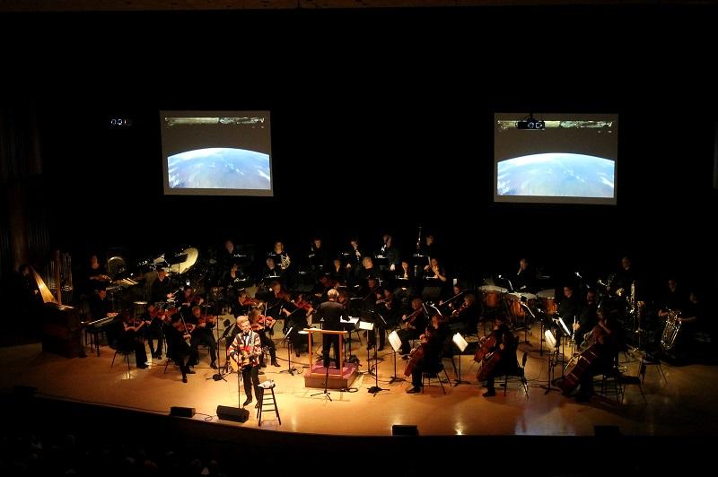 Chris Hadfield, Symphony Nova Scotia,