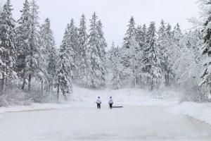 Avard Woolaver, Long Pond, Windsor, Nova Scotia, Birthplace of Hockey, Long Pond Heritage Classic, hockey,