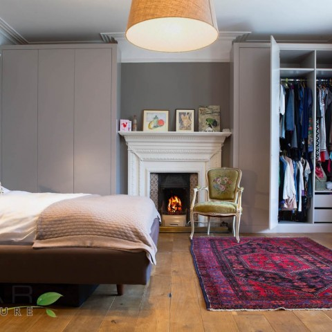 Fitted Wardrobe Ideas Gallery 18 North London UK