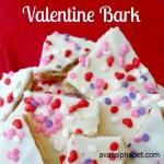 Valentine Bark