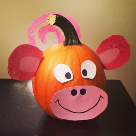 Four Fun No-Carve Pumpkin Ideas