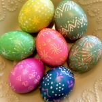 DIY Polish Egg Decorating from Ava's Alphabet