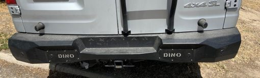 NV3500 rear bumper from Avatar Metal Works