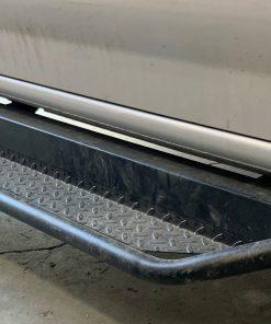 Nissan NV3500 Drop Side Step Driver