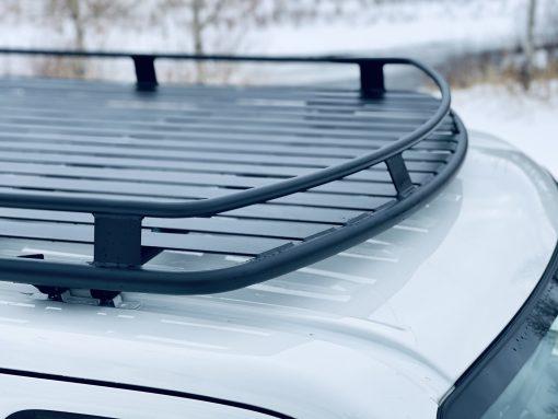 2019 Nissan NV3500 Avatar roof rack