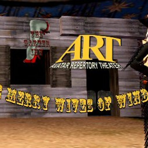 "Shakespeare's ""The Merry Wives of Windsor"" - Virtual World Theater"