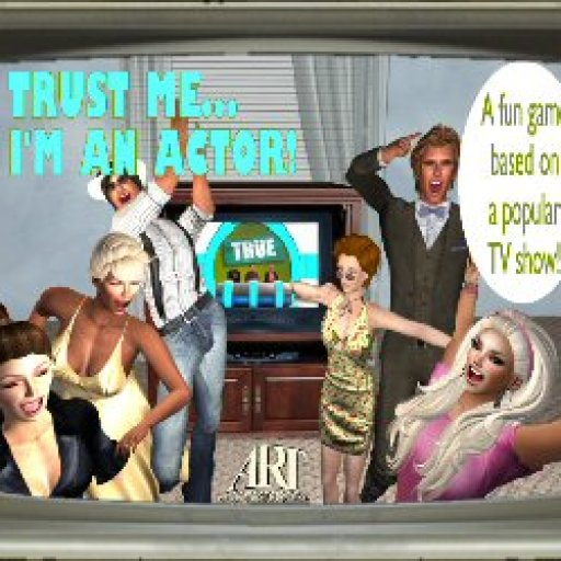 Would I Lie To You?  - Virtual World Theater