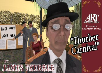 Thurber Carnival- Virtual World Theater