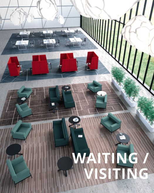 Waiting/ Visiting seating (AVA Total Solutions)