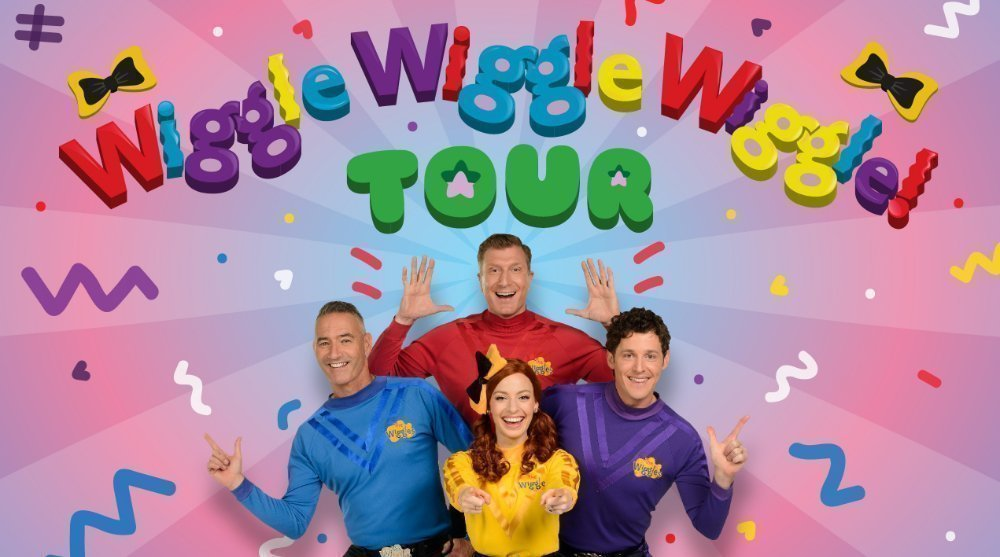 The Wiggles Tour At Orpheum Theatre Vancouver