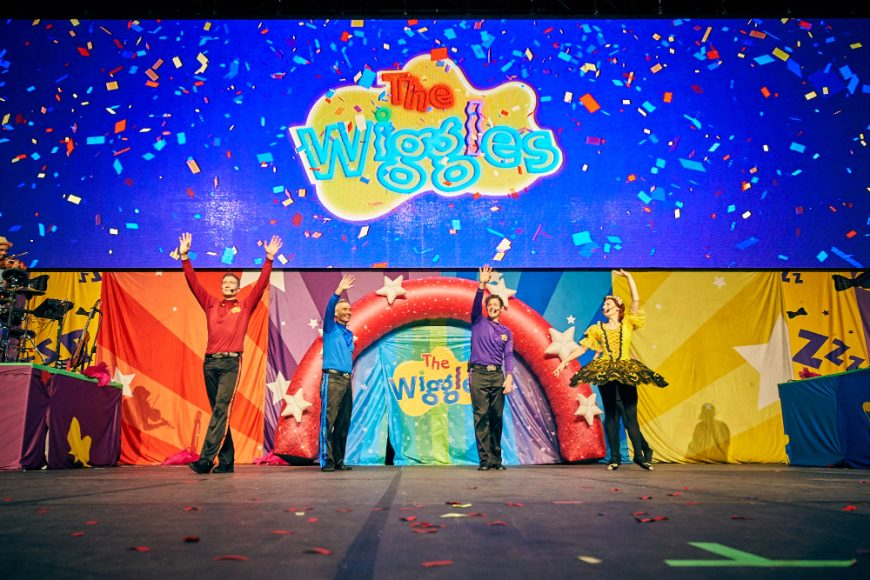 The Wiggles Tour