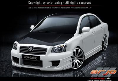 Frontbumper For Toyota Avensis 2003 2008 AVB Sports