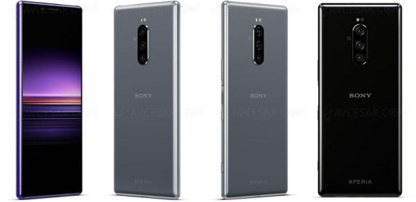 Smartphone Xperia 1 CinemaWide, nouveau fleuron Sony avec ...