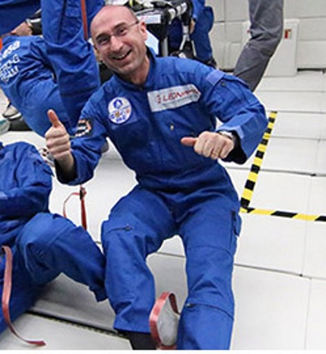 Molina Marco - ZeroG Flight