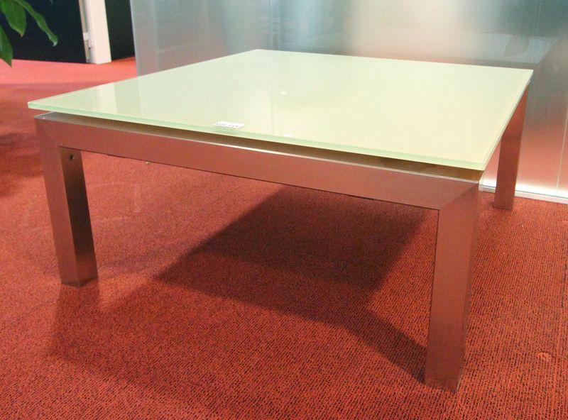 Table Basse De Marque Forsit Modele Eos Plateau En Verre