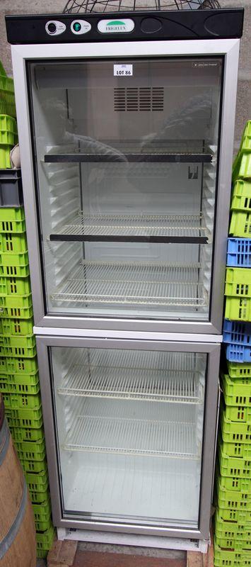 Vitrine Refrigeree A Boisson De Marque Frigelux Double