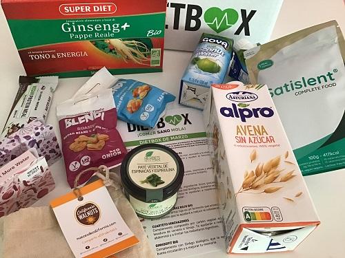 dietbox marzo