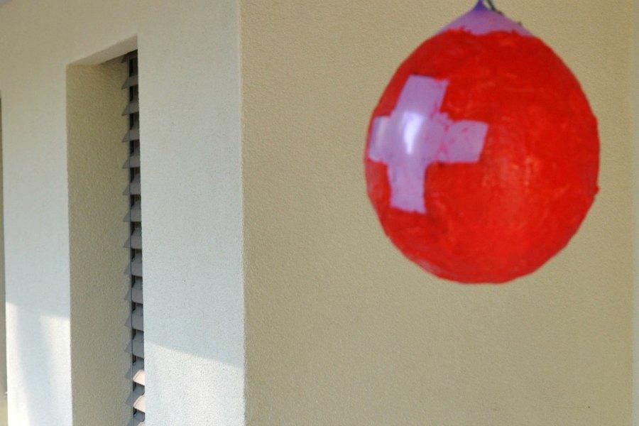"""Billet """"Lampions en papier mâché"""" paru sur www.avecpanache.ch"""