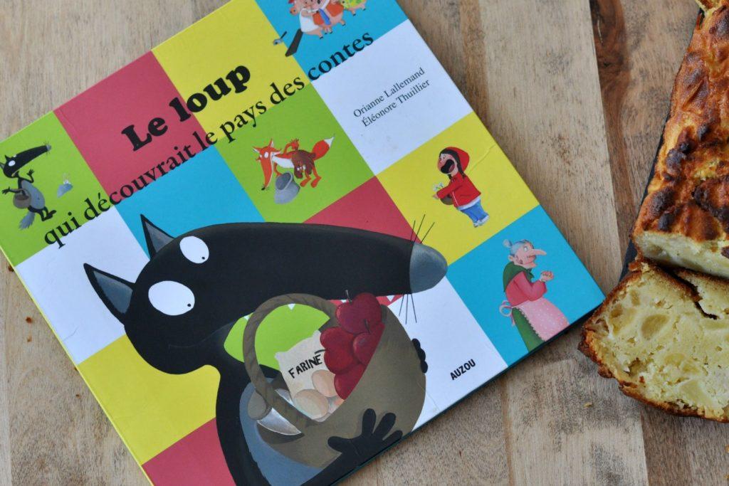 """Billet """"Le gâteau aux pommes de Tatie Rosette"""" paru sur www.avecpanache.ch"""