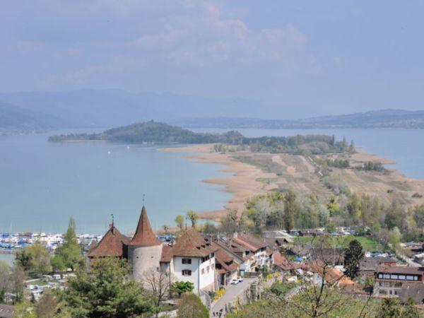 """Billet """"Balade ressourçante au Jolimont, Lac de Bienne"""" paru sur www.avecpanache.ch"""