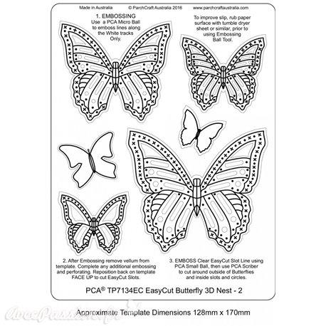 gabarit easycut pca coupe le parchemin papillon 3d nest 2