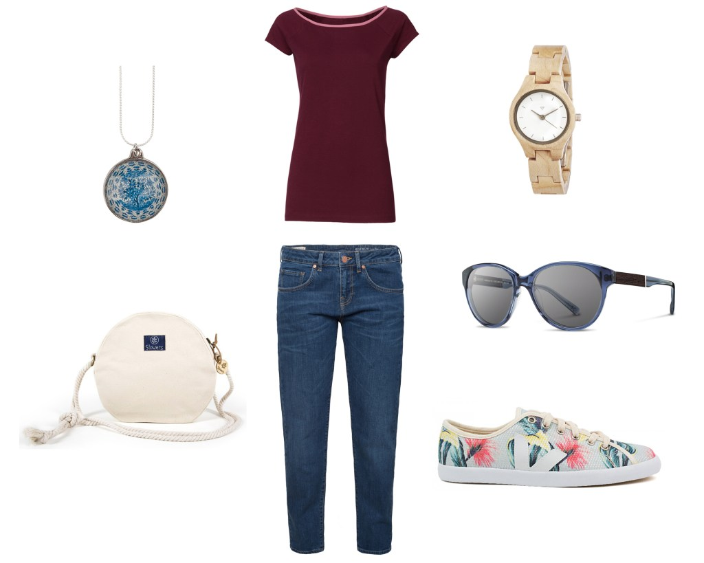 slow fashion outfit