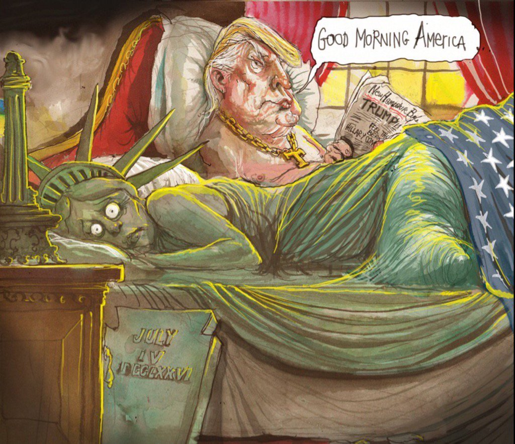 David Rowe Cartoon
