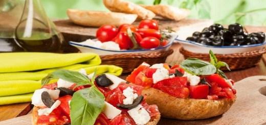 Μεσογειακή-Διατροφή